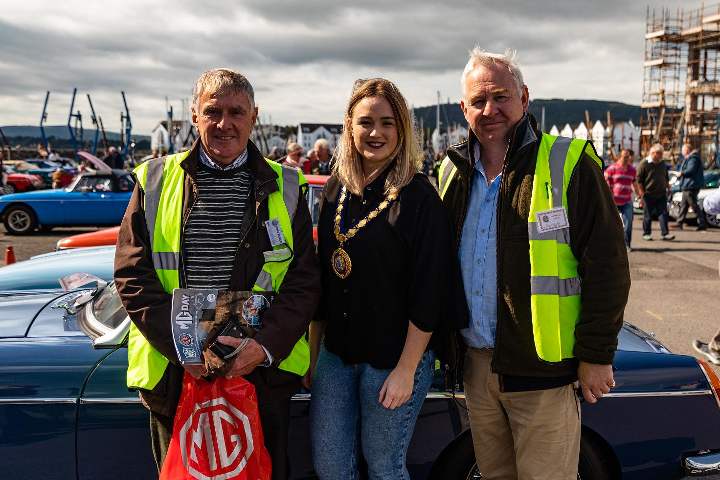 MGOCNI MG Day 2018 pic7 Deputy Mayor, Sam & Thomas