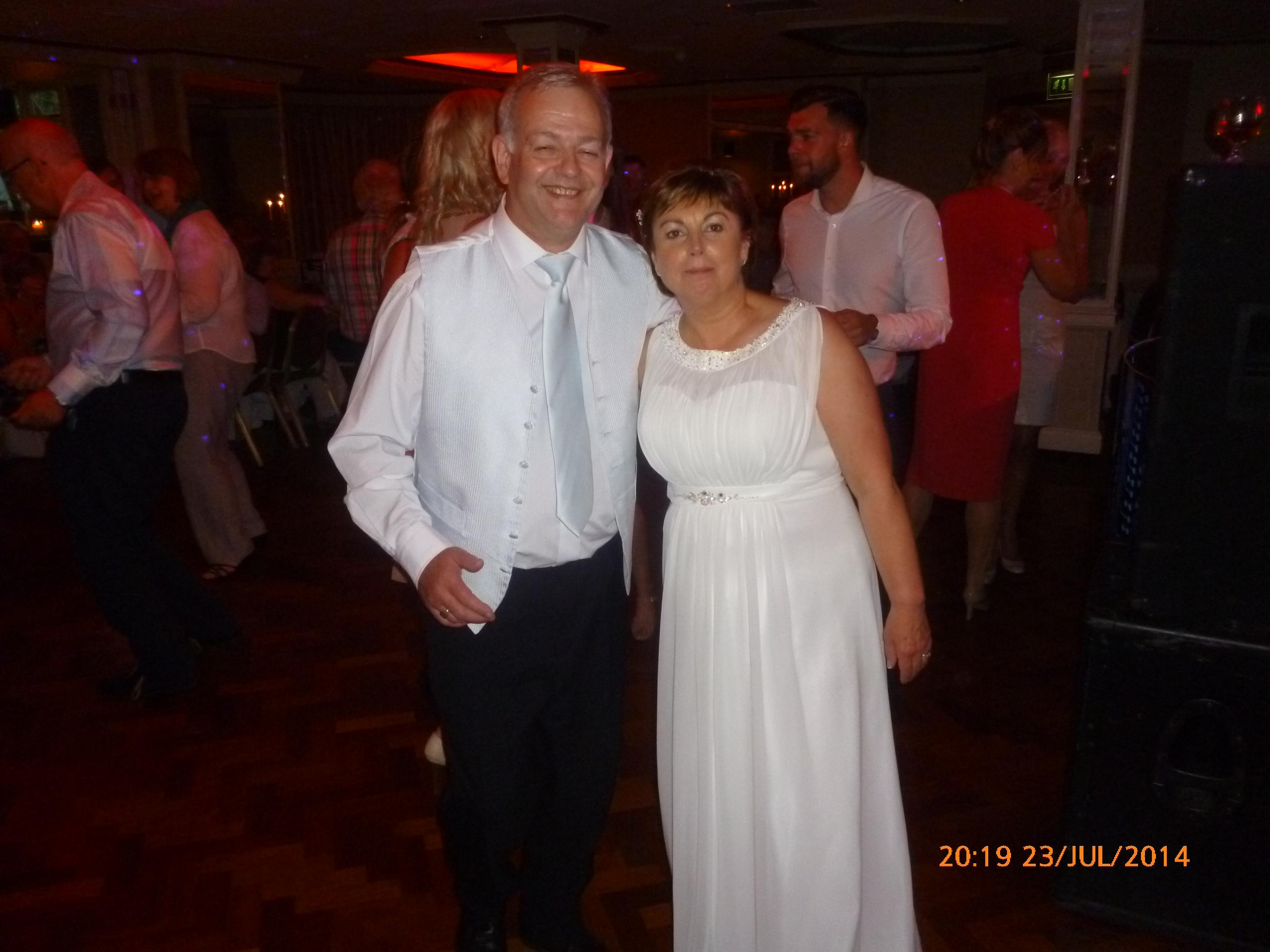 Stephen & Beryl the Happy Couple AR