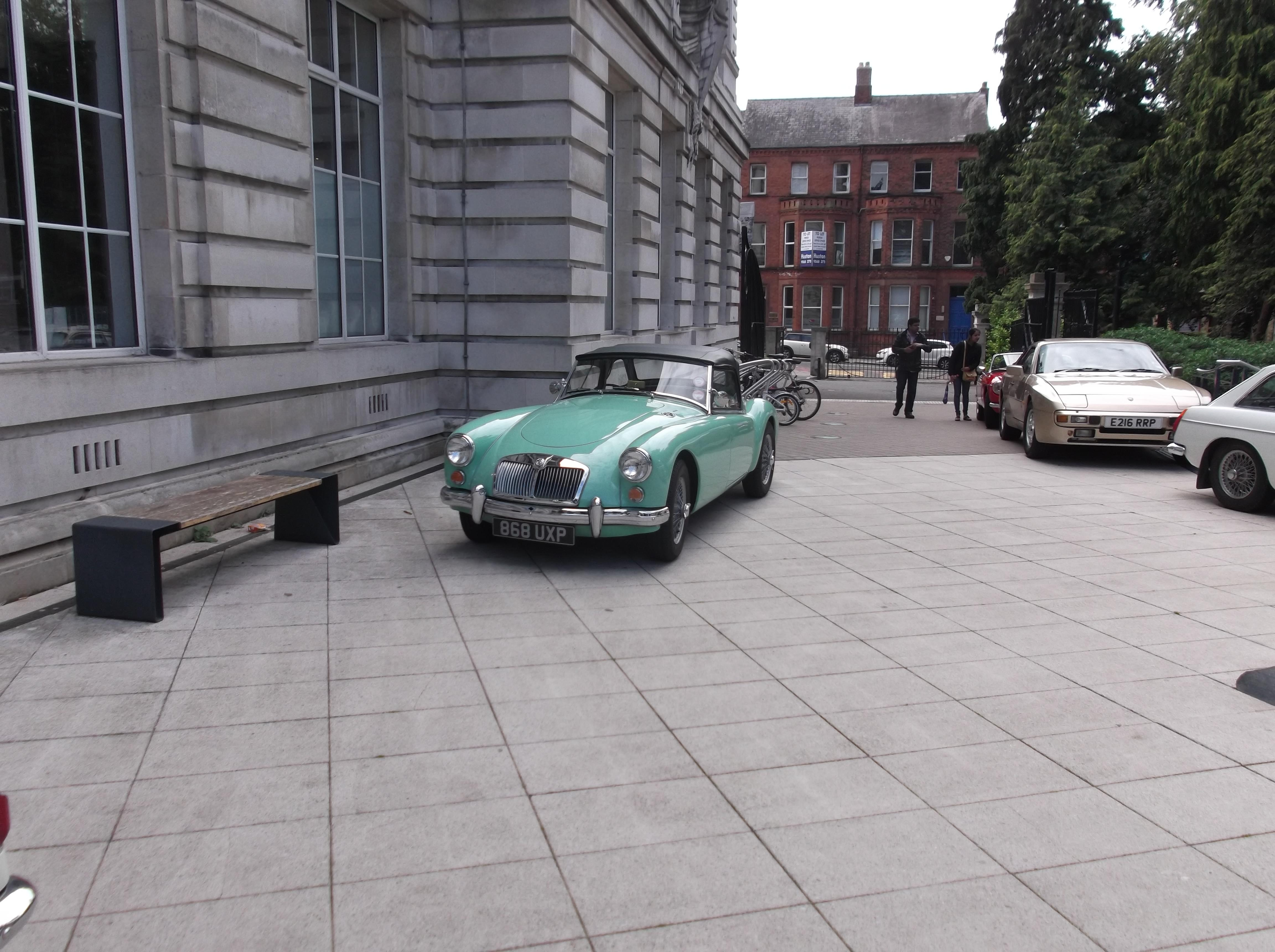 MGOCNI Afternoon Run to the Ulster Museum 4